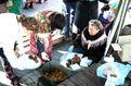 Вкусную  благотворительную ярмарку устроили в Запорожье