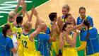 Українські баскетболістки розгромили Люксембург