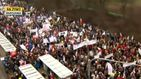 50 тысяч поляков вышли на улицы Варшавы