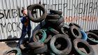 """Новий конфлікт біля """"Інтера"""": поліція не дозволяє будувати барикади"""