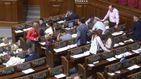 Как прошел последний день первой рабочей недели в парламенте