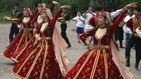 Там, де татарин, там завжди сабантуй: відео з традиційного татарського свята в Запоріжжі