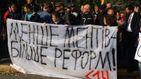 Митинг под МВД: активисты выступают против полицейского государства