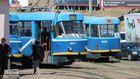 Маленький ребенок попал под трамвай в Одессе