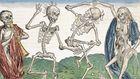 В Мексиці з'явилися тисячі скелетів на вулицях