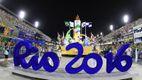 Як українці проводжали спортсменів на  Олімпіаду в Ріо