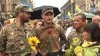 """Без всякой политики: по Киеву прошел """"Марш Непокоренных"""""""