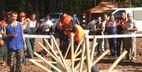 В Україні відбувся масштабний конкурс лісорубів