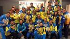 Українська лижна паралімпійська збірна тріумфально завершила сезон