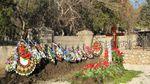 Янукович і родина були на похороні Віктора-молодшого, — ЗМІ