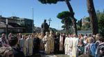 Пам'ятник Володимиру Великому відкрили у Римі