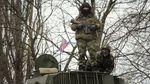 На Донбассе становится тише, но обстрелы не прекращаются