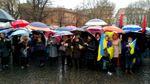 У Римі провели маніфестацію до роковин початку окупації Криму