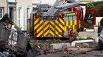 Двоє чоловіків викрали пожежну машину та зім'яли майже 10 авто