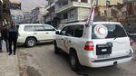 ООН здійснює масштабну евакуацію жителів заблокованих міст у Сирії