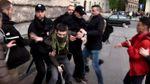 У Львові відбулись сутички через концерт російськомовного гурту