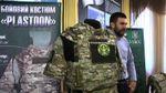 Непробиваемый танк и боевой костюм: украинские разработчики показали последние военные новинки