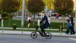 Кличко вирішив пересадити на велосипеди і київську поліцію