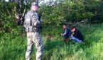 Українські прикордонники затримали двох росіян, які хотіли до Європи