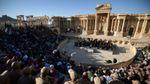 Віолончеліст Путіна з оркестром дав концерт у зруйнованій сирійській Пальмірі