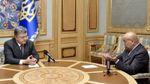Порошенко озвучив результати переговорів з Москалем
