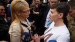 """В """"Батькивщине"""" утверждают: никакого конфликта между Савченко и Тимошенко не будет"""