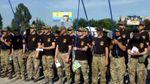 """Друга річниця батальйону """"Донбас"""": як бійці відзначили дату"""