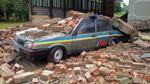 З'явилися фото страшних наслідків урагану в Івано-Франківську