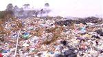 Поблизу Тернополя горить сміттєзвалище