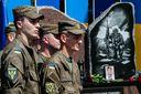 В Києві відкрили Меморіал пам'яті героям АТО