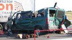З'явилися страшні фото аварії з українцями в Любліні