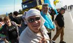 На Чонгарі відзначають річницю блокади Криму