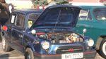 На Тернопільщині триває грандіозне ралі ретро-автомобілів