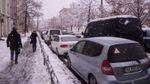 У КМДА зробили попередження водіям щодо негоди