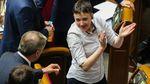 """У Савченко кажуть, що вона пішла з """"Батьківщини"""" вже більше місяця тому"""