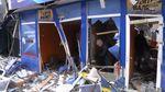 Влада Києва оголосила, що з'явиться на місці розтрощеного ринку на Оболоні