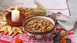 С мармеладом, малиной или экзотическая – интересные рецепты кутьи