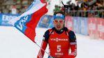 Украинский комментатор потроллил сборную России по биатлону