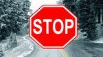 Непогода не отступает: в Херсоне ограничили въезд автомобилей