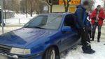 В Харькове неизвестные похитили женщину, чтобы обменять ее на автомобиль