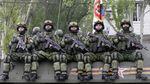 Какие подразделения ВС России ездили на Донбасс: инфографика