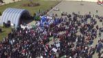 """ЗМІ з'ясували, чим насправді був багатотисячний """"кримський мітинг"""" у Чечні"""