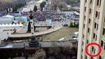 За розмахування українським прапором аспіранта МДУ побили в Москві, – ЗМІ