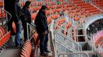 Бойовики показали свої розваги на захопленому стадіоні Ахметова