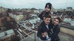 Женя Галич з дружиною та дочкою знявся у зворушливій фотосесії: фото і відео