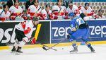 Украина неудачно начала выступления на чемпионате мира по хоккею