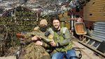 Как боевики изрешетили авто бойцов АТО: Притула показал впечатляющие фото