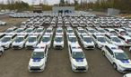 Украинская полиция получит новенькие авто: первая партия уже в Украине