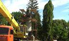 В Чернігові вирішили ситуацію з пам'ятником Хмельницькому, який дивився в бік Москви