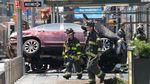 Автомобиль протаранил толпу в Нью-Йорке: появились детали о водителе